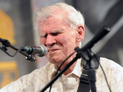 NPR photo of Doc Watson