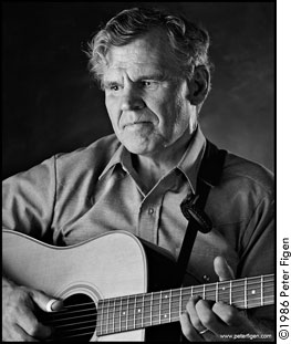Photo of Doc Watson